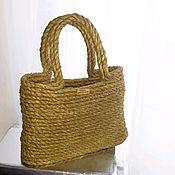 Сумки и аксессуары handmade. Livemaster - original item Basket - bag.. Handmade.