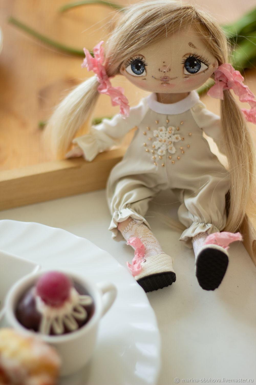 Аглая, Портретная кукла, Благовещенск,  Фото №1