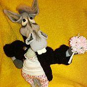 Куклы и игрушки handmade. Livemaster - original item Someone who... the Horse`s coat.... Handmade.
