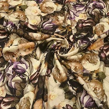 Материалы для творчества ручной работы. Ярмарка Мастеров - ручная работа Пальтовая шерсть Gucci. Handmade.