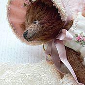 Куклы и игрушки ручной работы. Ярмарка Мастеров - ручная работа Garden rose.... Handmade.