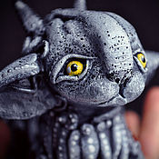 Куклы и игрушки handmade. Livemaster - original item Cat race Sanoti. Handmade.