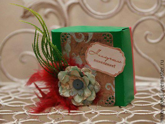 Подарочная упаковка ручной работы. Ярмарка Мастеров - ручная работа. Купить Подарочные коробки. Handmade. Коробка, подарок, подарочная коробочка
