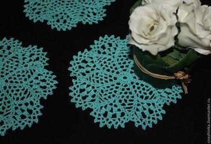 Текстиль, ковры ручной работы. Ярмарка Мастеров - ручная работа Подставка под горячее. Handmade.