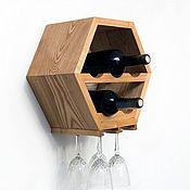 Для дома и интерьера manualidades. Livemaster - hecho a mano Estante del panal. Handmade.