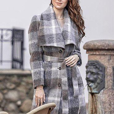 Одежда ручной работы. Ярмарка Мастеров - ручная работа Женское пальто. Handmade.