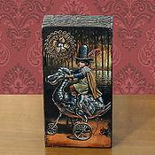 Подарки к праздникам handmade. Livemaster - original item Box copernica