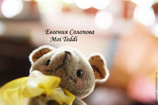 Мишки Тедди ручной работы. Ярмарка Мастеров - ручная работа. Купить щенок Яшими. Handmade. Коричневый, щеночек, подарок