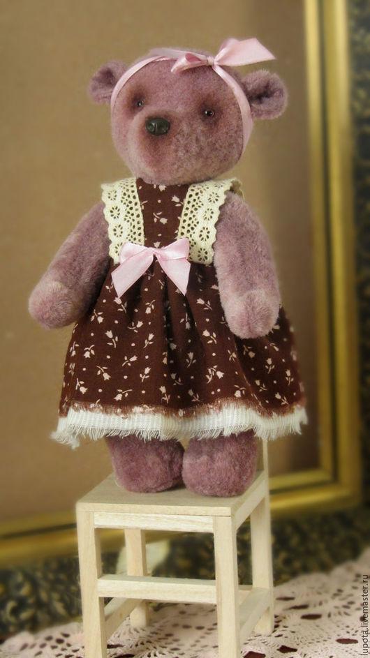 Мишки Тедди ручной работы. Ярмарка Мастеров - ручная работа. Купить Мишка тедди Лило. Handmade. Подарок на любой случай