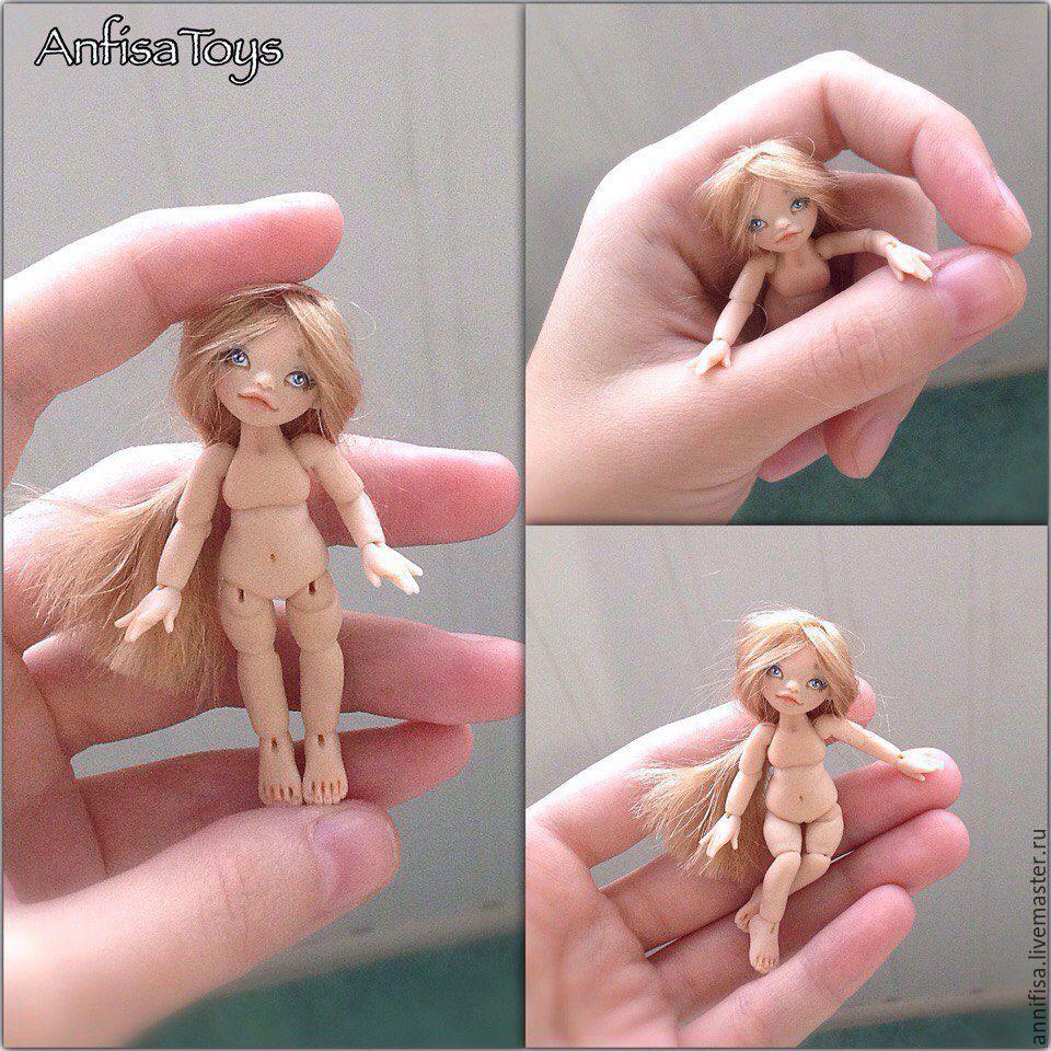 Как делать куклы шарнирные