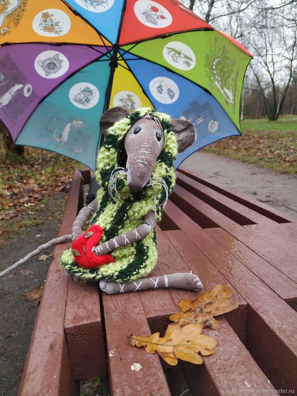 Крыс Кавунчик, Портретная кукла, Санкт-Петербург,  Фото №1