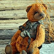 Куклы и игрушки ручной работы. Ярмарка Мастеров - ручная работа Мишка Тедди  Патрик. Handmade.