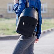 Backpacks handmade. Livemaster - original item Women`s leather backpack ORION. Handmade.