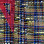 Материалы для творчества ручной работы. Ярмарка Мастеров - ручная работа Шотландка 3. Handmade.