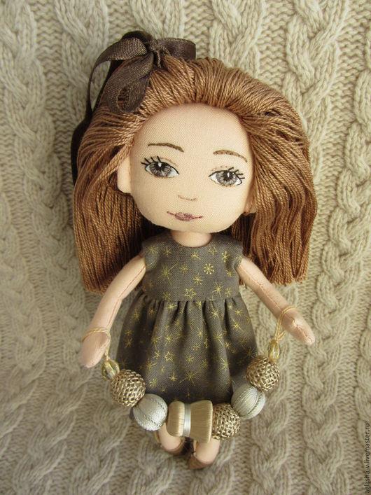 Коллекционные куклы ручной работы. Ярмарка Мастеров - ручная работа. Купить Гирлянда. Handmade. Кукла ручной работы, текстильная игрушка