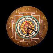 Для дома и интерьера handmade. Livemaster - original item Watch Sri Yantra -3. Handmade.