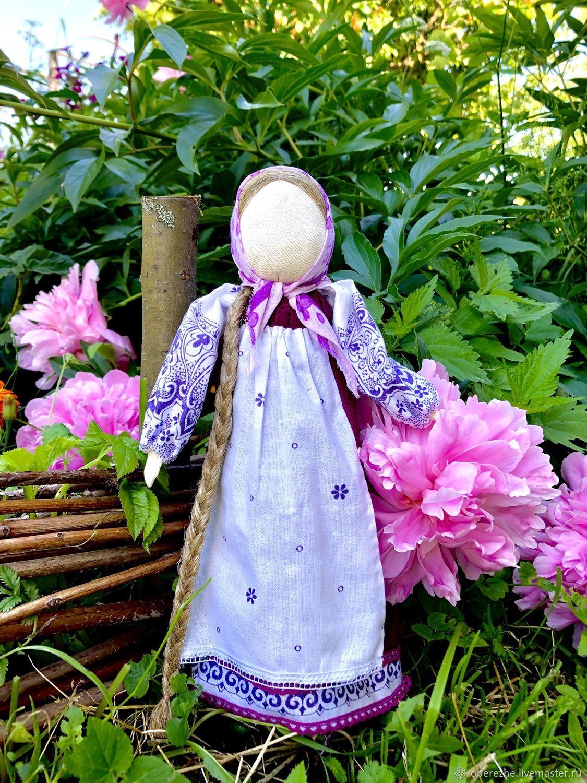 Обереговая Куколка, Народная кукла, Раменское,  Фото №1