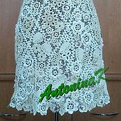 Одежда ручной работы. Ярмарка Мастеров - ручная работа Платье песочное. Handmade.