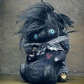 Куклы и игрушки ручной работы. Ярмарка Мастеров - ручная работа Нокл Ink( Hello Teddy 2015). Handmade.