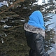 Шарфы и шарфики ручной работы. Заказать Вязаный Шарф-снуд  спицами и красивыми косами. Ирина Мажуга (Мультан) (MIRA060609). Ярмарка Мастеров.