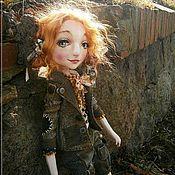 Куклы и игрушки ручной работы. Ярмарка Мастеров - ручная работа Нелли. Текстильная кукла. Handmade.