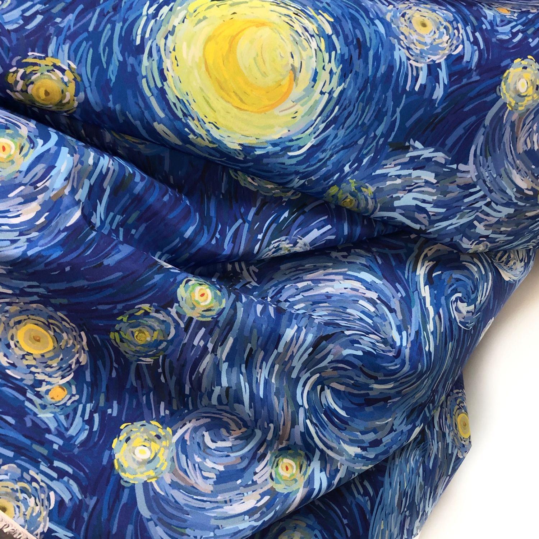 Duspo van Gogh, Fabric, Moscow,  Фото №1