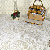 Винтаж handmade. Livemaster - original item Tablecloth Vintage style. Handmade.