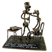 Сувениры и подарки handmade. Livemaster - original item Neurologist. Handmade.