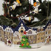 Для дома и интерьера handmade. Livemaster - original item Christmas tree decor Christmas tree price per 1 meter. Handmade.