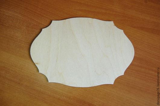 Настенное панно для декорирования Размер 30х20 см  Материал: фанера 4 мм