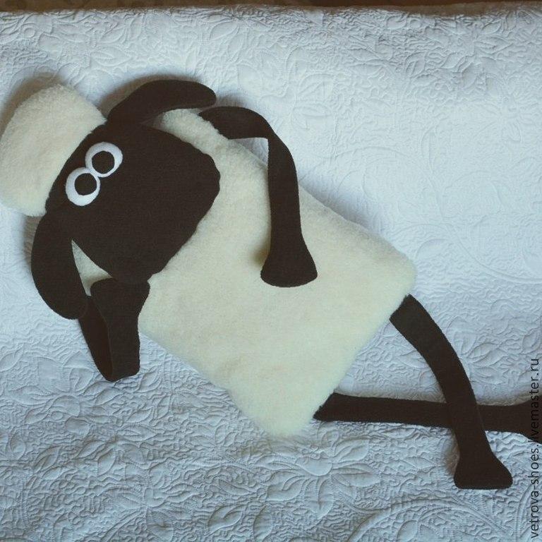 Подушки с овечками мастер-класс