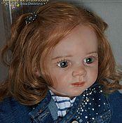 Куклы и игрушки ручной работы. Ярмарка Мастеров - ручная работа кукла реборн Амели 2. Handmade.