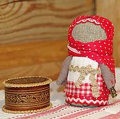Куклы и игрушки ручной работы. Ярмарка Мастеров - ручная работа Кукла-оберег Крупеничка. Handmade.