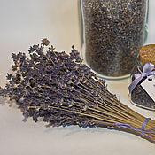 Цветы и флористика handmade. Livemaster - original item Bouquet of lavender (dried flowers). Handmade.