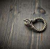 Украшения handmade. Livemaster - original item ring of Vikings. Handmade.
