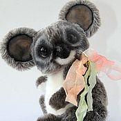 Куклы и игрушки ручной работы. Ярмарка Мастеров - ручная работа Тедди коала Лола. Handmade.