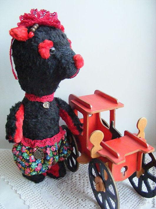 Мишки Тедди ручной работы. Ярмарка Мастеров - ручная работа. Купить медведь игрушка тедди Манон. Handmade. Медведь тедди