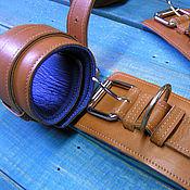 Одежда ручной работы. Ярмарка Мастеров - ручная работа ремни для занятий на тренажёрах МТБ. Handmade.