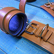 Одежда handmade. Livemaster - original item belts for training on simulators MTB. Handmade.