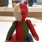 """Куклы и игрушки ручной работы. Ярмарка Мастеров - ручная работа """"Мишка хорошего настроения"""". Handmade."""