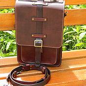 Сумки и аксессуары handmade. Livemaster - original item The portfolio is large, vertical.. Handmade.
