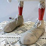 Куклы и игрушки ручной работы. Ярмарка Мастеров - ручная работа Утка Ханна. Handmade.