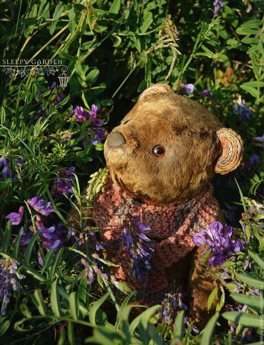 """Мишки Тедди ручной работы. Ярмарка Мастеров - ручная работа. Купить мишка тедди """"Добрый друг"""". Handmade. Мишка тедди"""