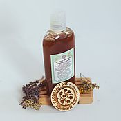 Косметика ручной работы handmade. Livemaster - original item Shampoo natural herbal with zero hair Care. Handmade.