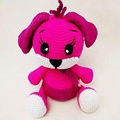 handmade. Livemaster - original item A raspberry puppy in a diaper... Handmade.