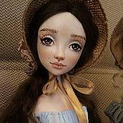 """Куклы и игрушки ручной работы. Ярмарка Мастеров - ручная работа кукла """"Элизабет"""". Handmade."""