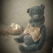 """Куклы и игрушки ручной работы. Ярмарка Мастеров - ручная работа """"Пельмешки"""" мишка тедди. Handmade."""