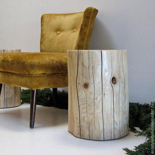 Мебель ручной работы. Ярмарка Мастеров - ручная работа. Купить Пень в интерьер / мебель лофт Lofteco. Handmade.