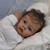 Куклы и игрушки ручной работы. Ярмарка Мастеров - ручная работа Малышка из молда Хлоя. Handmade.