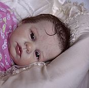 Куклы Reborn ручной работы. Ярмарка Мастеров - ручная работа Кукла реборн малышка Виола. Handmade.